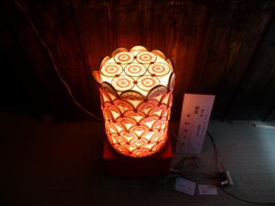 湯浅行灯アートを見学に行きました
