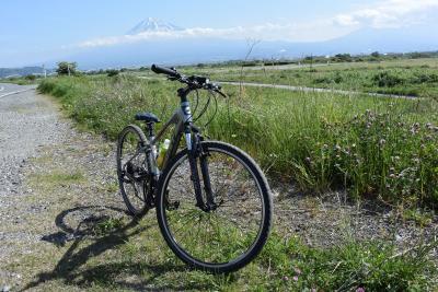 自転車でGO! 2015.05.03 2.富士市内をウロウロ…