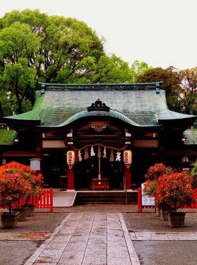 堺1/2 開口神社とその周辺を散策 ☆和食さとで夕食