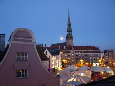 (1) はじめてのヨーロッパ、ラトビア リガで街歩き