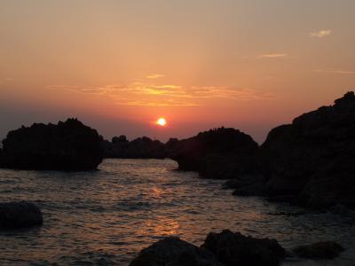 2015GW−1日目 高雄西子湾の夕陽を見よう