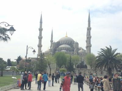 【4/30】2015GWはモルドバ・ウクライナ・ベラルーシとおまけのカイロ・イスタンブール8日間の旅(2)これはお得!トルコ航空のトランジットツアーでイスタンブール観光