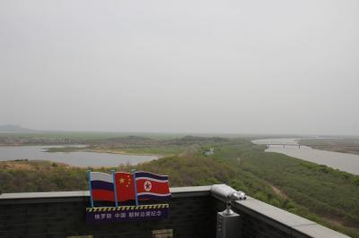 「Haruka in China (延吉、図們、琿春 & 北京)」3日目