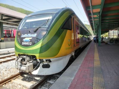 2015年GW O-トレイン V-トレインで行く韓国鉄道の旅 (1) 栄州・水鳥里編