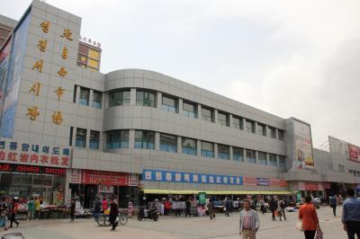 「Haruka in China (延吉、図們、琿春 & 北京)」4日目
