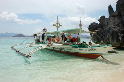 フィリピン家族旅行2015 GW ~コロン島~