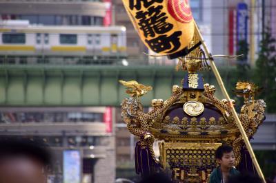 遷座400年の神田祭を見に訪れてみた