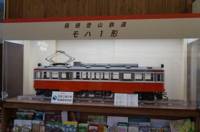 箱根登山鉄道と湯河原温泉 1泊2日の旅