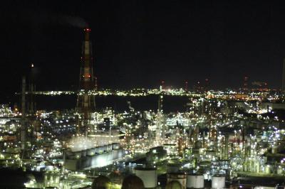 四日市港夜景