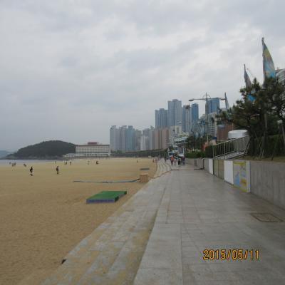 韓国・海雲台の一人旅