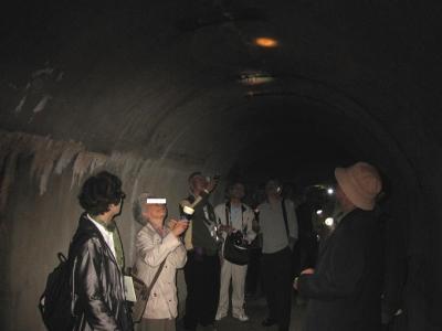 戦跡・防衛⑤ 日吉台帝国海軍大地下壕