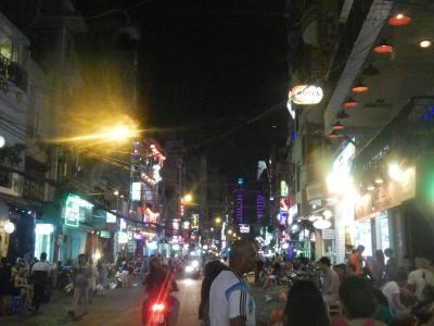 陸路で行くベトナム、カンボジア、タイ、マレーシアの旅 ホーチミン編(1)