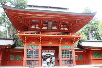 香取神宮参拝