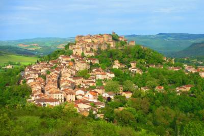 天空の村コルド・シュル・シェル フランスの美しい村を訪ねる旅 No14