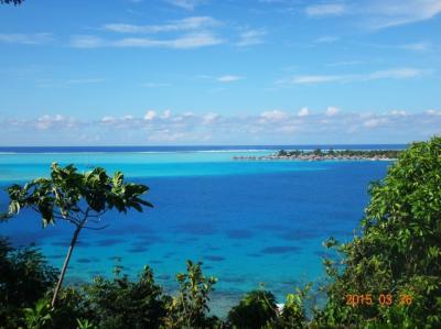 個人手配でボラボラ島へ家族旅行♪~(1)