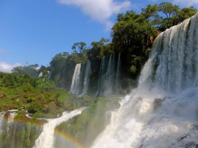 バックパックで南米周遊:アルゼンチン/世界最大の滝イグアス