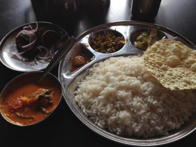 15年春節~インド南部の旅◇01 バンガロール経由ティルバナンタプーラムへ