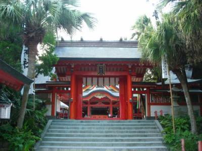 '15 GW南九州鉄道&グルメ旅13 青島神社~ふるさと料理 杉の子