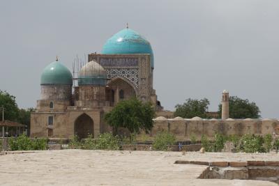 ウズベキスタンの世界遺産を巡る8日間の旅(5日目)