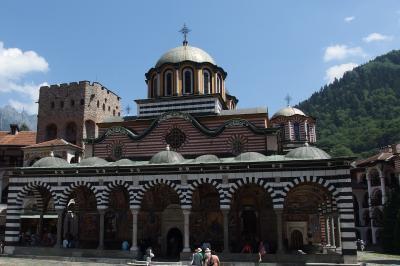 ブルガリア 古都をめぐる 第1章「リラ修道院」
