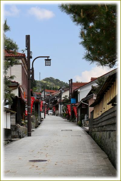 Solitary Journey [1583] 白壁土蔵のある昔ながらの素敵な町並み。たたら製鉄の町「吉田町」を歩く。<鉄の歴史博物館>島根県雲南市
