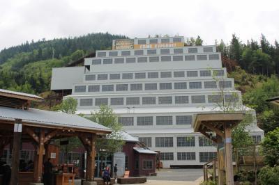 バンクーバーから1泊2日の息抜き旅行、スコーミッシュ 1、Britannia Mine Museum(ブリタニア鉱山博物館)