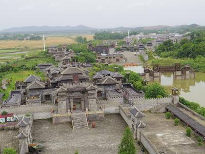 武漢から赤壁(三国赤壁古戦場)へ