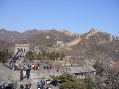 北京4日間の旅