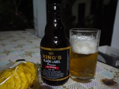 南西インド紀行3☆ゴアではビールから栄養をとった