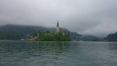 2015GWスロベニア・クロアチア ~その1ブレッド湖