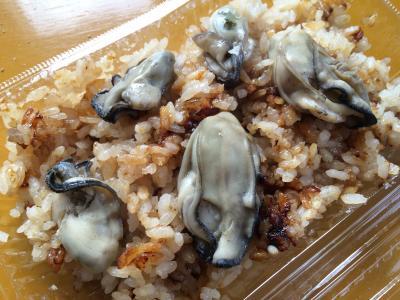 広島・地御前の牡蠣を食べに行く