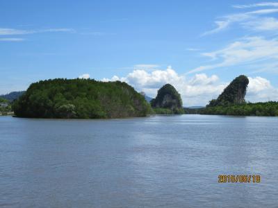 タイ・クラビ&プーケットの旅