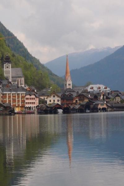 2015GWは必然的にヨーロッパvol3 バートイシュルからハルシュタットへ!