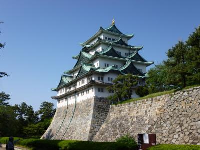 名古屋&三重の旅  ①名古屋城