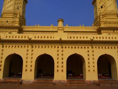 南西インド紀行13☆マイソール宮殿と郊外の古都