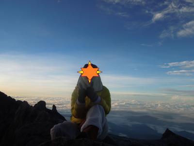 ボルネオ島(マレーシア)サバ州の自然に触れる旅 ⑤キナバル山登山 二日目 4月29日(水)