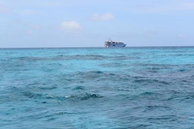 珊瑚海を越えて: ニューギニア一周クルーズ(2)