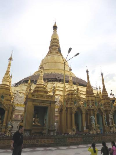 世界三大仏教遺跡の一つミャンマー・バガンを一人旅②(美人ガイドさんとヤンゴン半日観光)