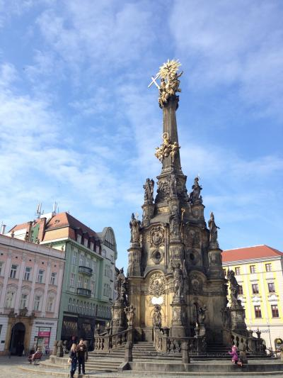 負の遺産を巡る旅 ポーランド、ドイツ、チェコ(9):オロモウツ