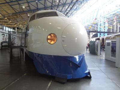 2015年英国紀行-5‐27年ぶりのヨーク、国立鉄道博物館