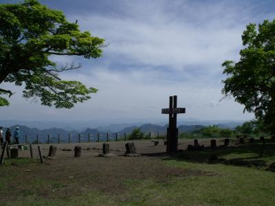 中山道を歩く(長久保宿ー坂本宿ー横川)