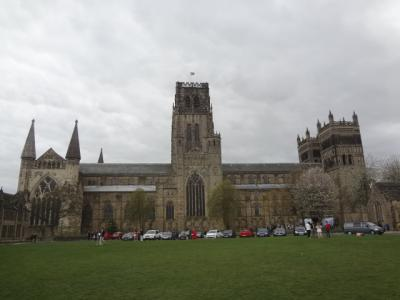 2015年英国紀行-7‐世界遺産の街ダラム
