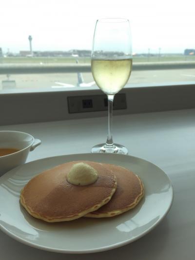 JALマイル修行 | 羽田国際空港ラウンジホッピング | 2015年05月