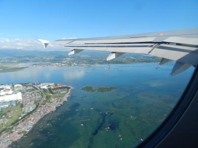セブ空港~マニラ空港~成田空港◆2014~2015年末年始/マニラ&セブ島の旅≪その9・最終章≫