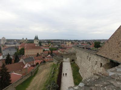 中欧の旅2015 (4)古城とワインの町・エゲル