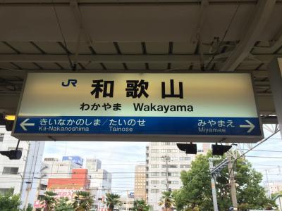 和歌山のビジネスマン観光 和歌山城