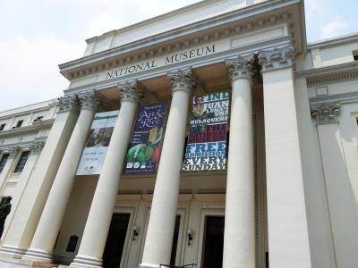マニラで美術館や博物館巡りも亦楽しからずや ① ー National Art Gallery   (ナショナル・アート・ギャラリー)篇