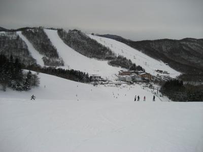 2011年1月29日~30日:菅平スキー旅行