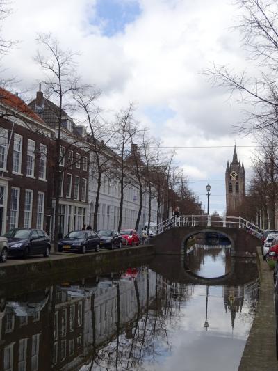 オランダ・ドイツ ドライブ旅行5 オランダ デルフト