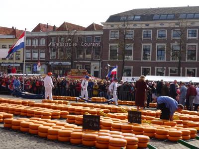 オランダ・ドイツ ドライブ旅行12 オランダ アルクマール